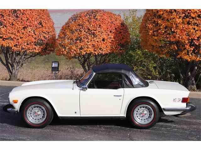 1974 Triumph TR6 | 1032681