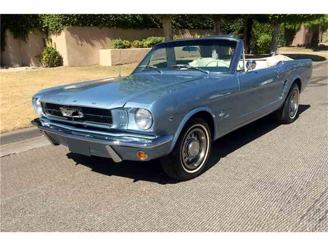 1965 Ford Mustang | 1032683