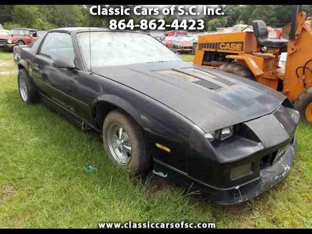 1985 Chevrolet Camaro | 1032685