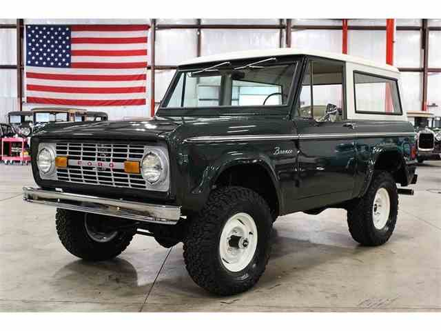 1977 Ford Bronco | 1032688