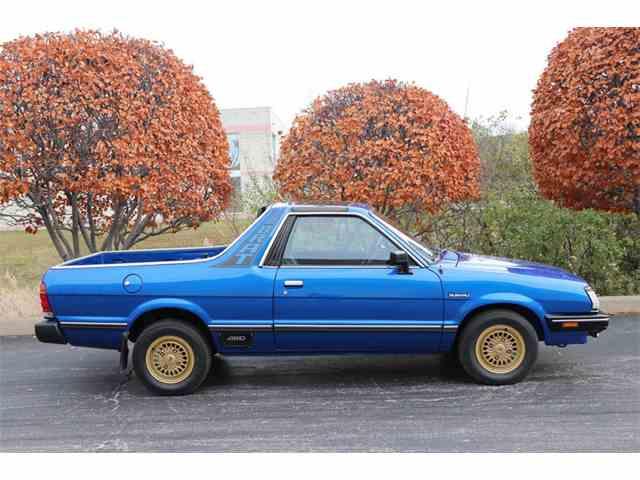 1983 Subaru Brat | 1032690