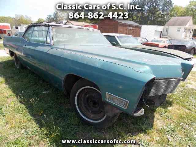 1968 Cadillac DeVille | 1032692