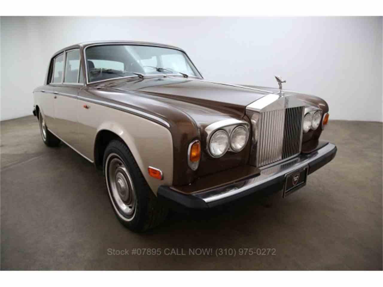 1979 Rolls Royce Silver Shadow for Sale - CC-1032693