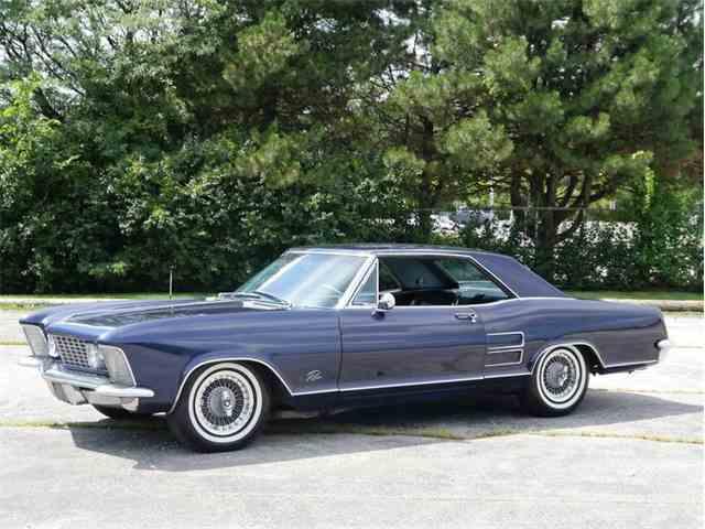 1963 Buick Riviera | 1032696