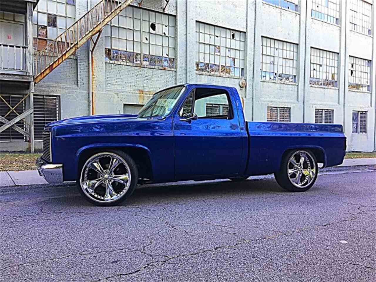 Large Picture of 1982 Chevrolet C/K 10 located in Tennessee - $12,990.00 - M2YM