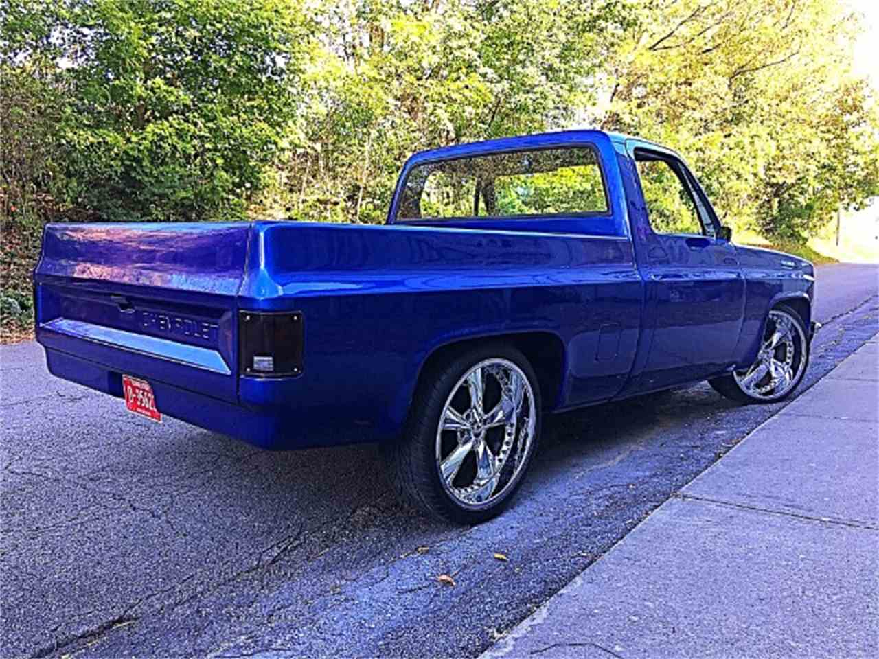 Large Picture of '82 Chevrolet C/K 10 Offered by Bobby's Car Care - M2YM