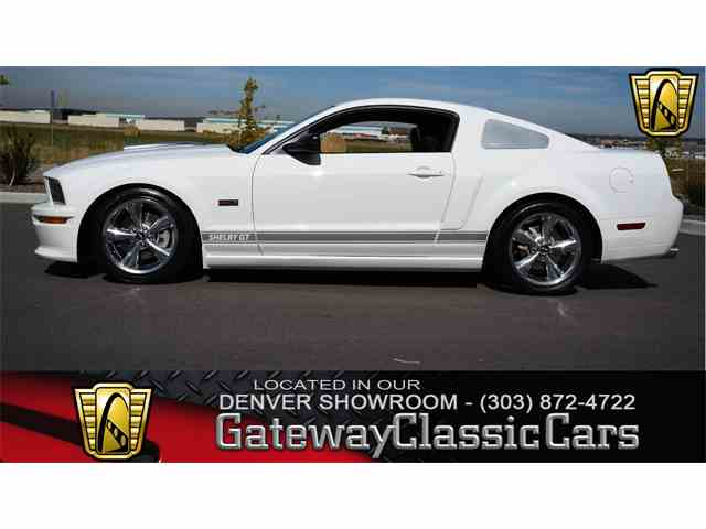 2007 Ford Mustang | 1032703