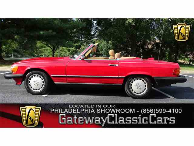 1987 Mercedes-Benz 560SL | 1032704