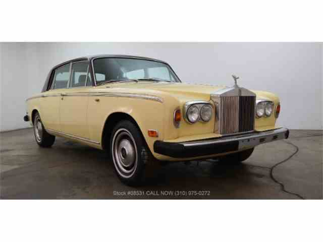 1977 Rolls-Royce Silver Wraith | 1032708