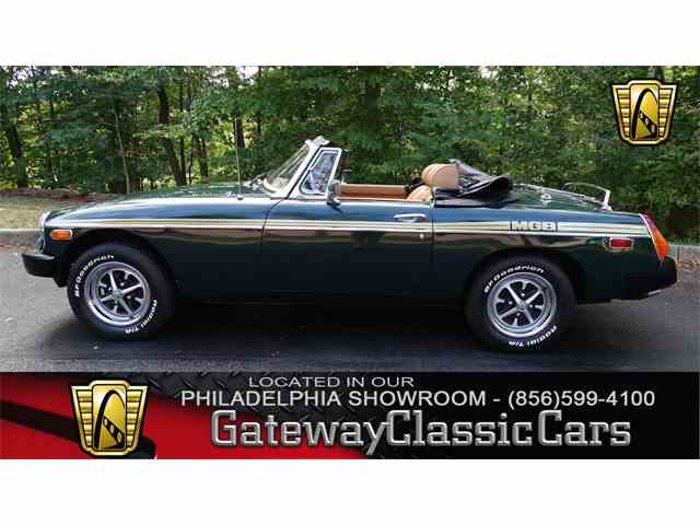 Picture of '79 MGB - M4UI