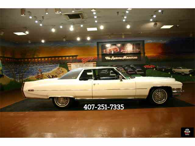 Picture of Classic '72 Cadillac Coupe DeVille - M4UL