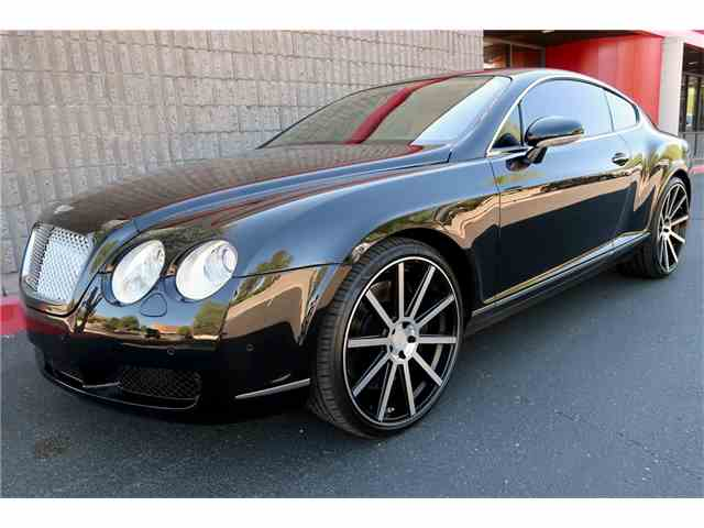 2006 Bentley Continental | 1032718