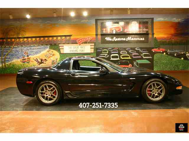 2001 Chevrolet Corvette Z06 | 1032723