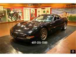 2001 Chevrolet Corvette Z06 for Sale - CC-1032723
