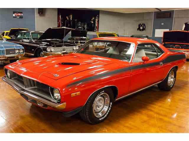 1974 Plymouth Cuda | 1032725