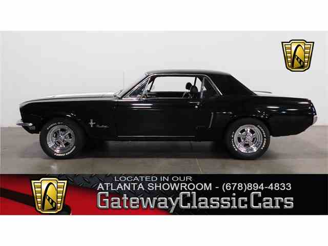 1968 Ford Mustang | 1032726