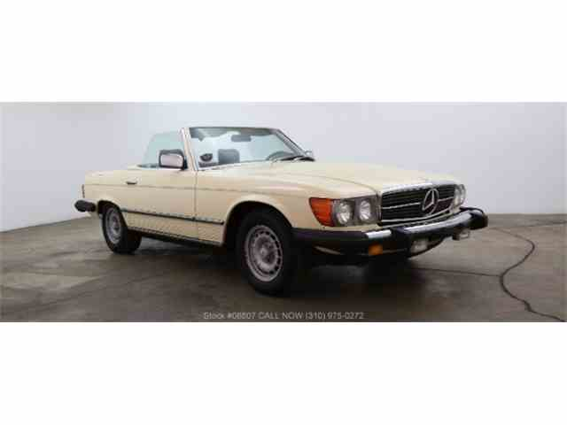 1984 Mercedes-Benz 380SL | 1032735