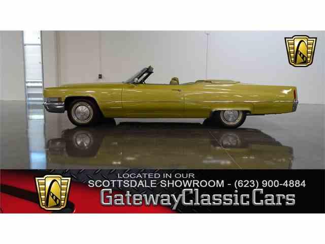 1970 Cadillac DeVille | 1032736