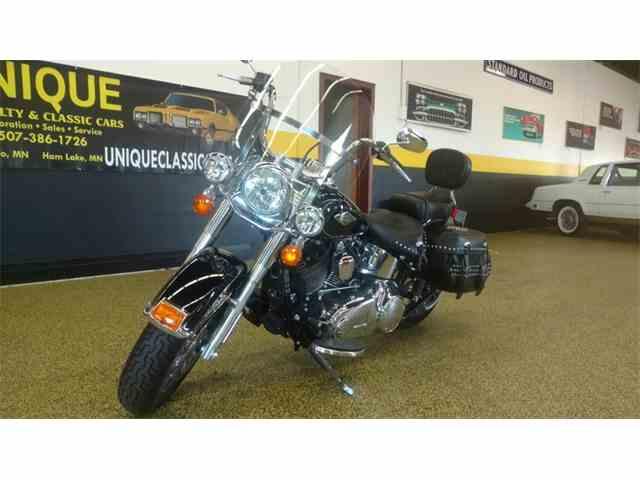 2015 Harley-Davidson Heritage Softail | 1032741