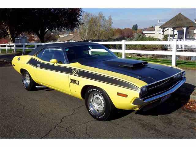 1970 Dodge Challenger T/A | 1032744