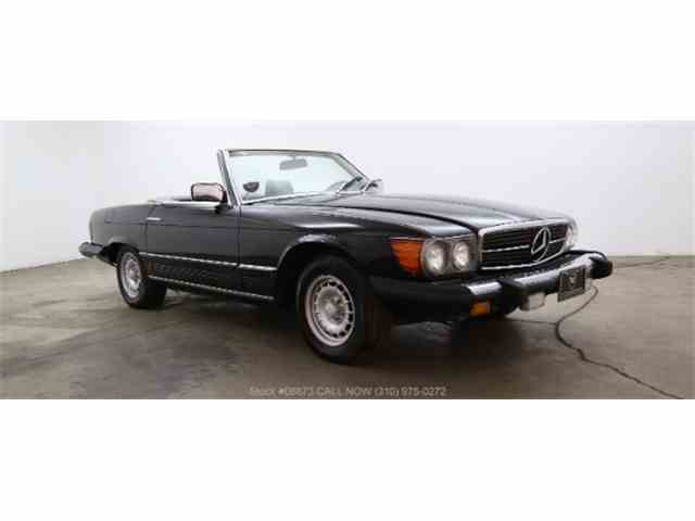 1981 Mercedes-Benz 380SL | 1032747