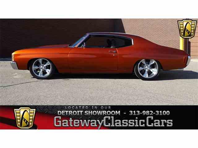 1971 Chevrolet Chevelle | 1032749