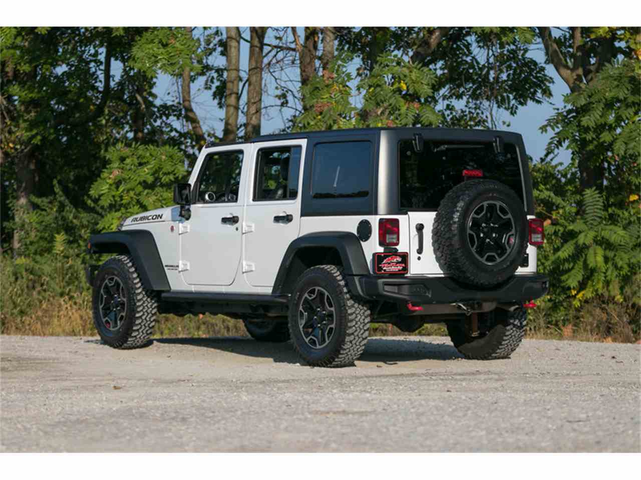 Large Picture of '15 Wrangler - M4VI