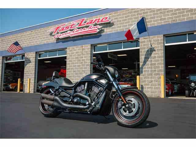 2007 Harley-Davidson Motorcycle | 1032756