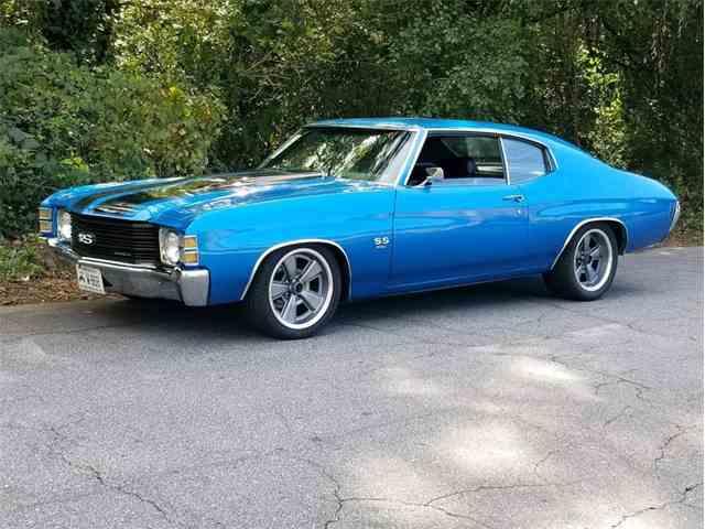 1972 Chevrolet Chevelle | 1032760
