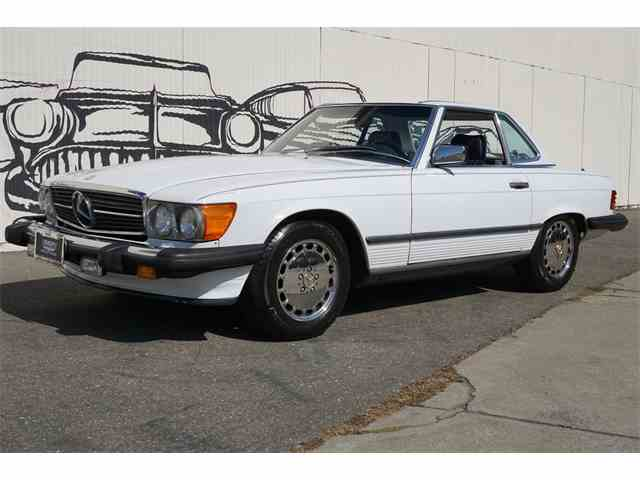 1988 Mercedes-Benz 560SL | 1032765