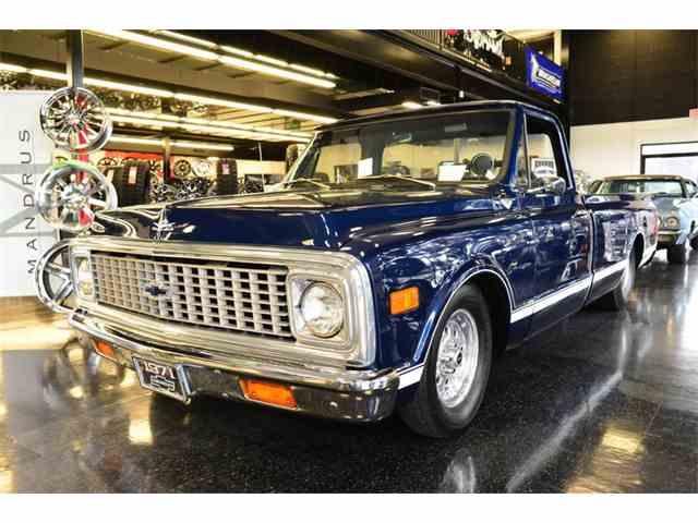 1971 Chevrolet C10 | 1032766