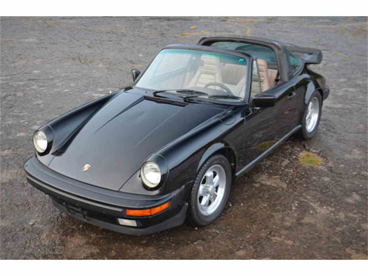 Large Picture of '84 911 Offered by Frazier Motor Car Company - M2YT