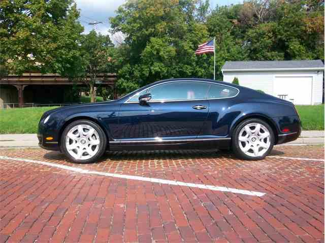2007 Bentley Continental GT Sedan | 1032772