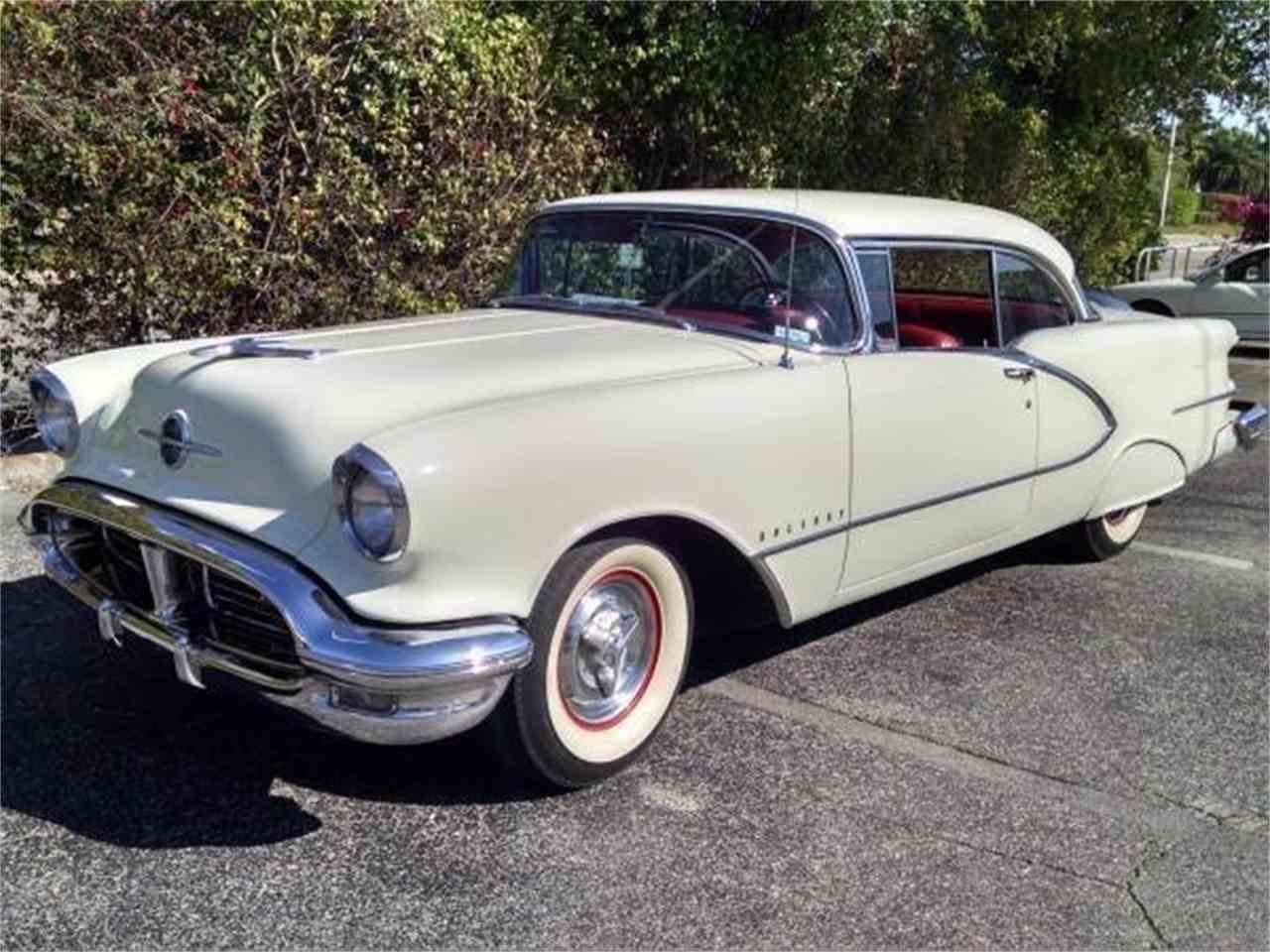 1956 Oldsmobile 98 for Sale | ClassicCars.com | CC-1032775