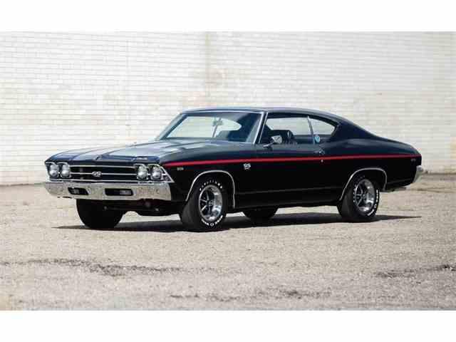1969 Chevrolet Chevelle SS | 1032777