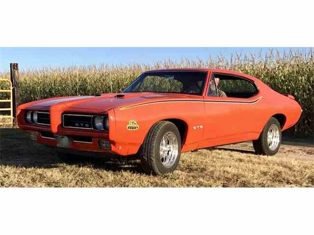 1968 Pontiac GTO Restomod Coupe | 1032780