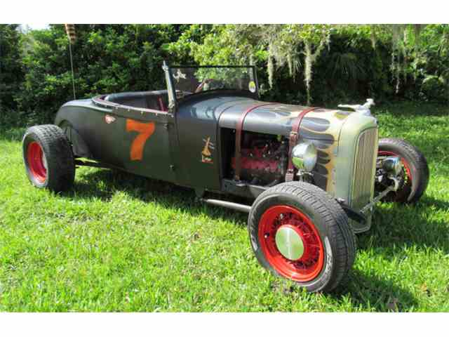 1929 Ford Rat Rod Roadster | 1032786