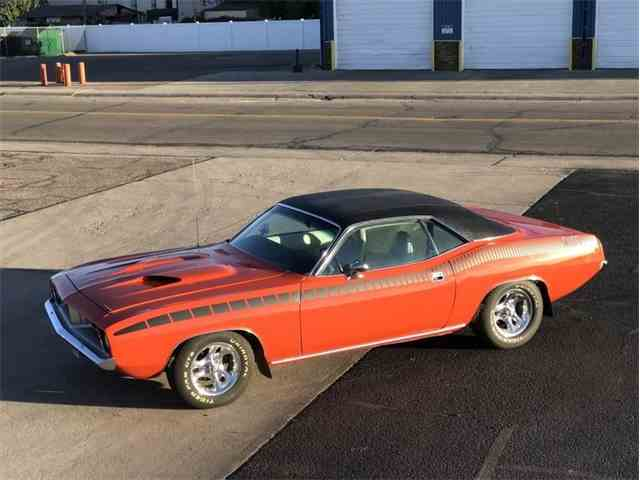 1974 Plymouth 'Cuda Hardtop | 1032791