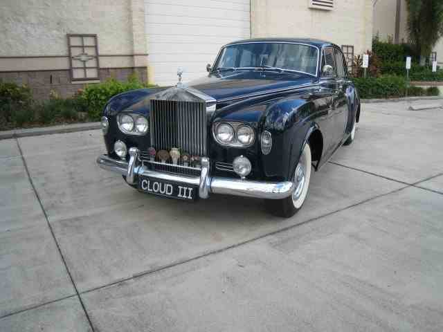 1965 Rolls-Royce Silver Cloud III Saloon | 1032794