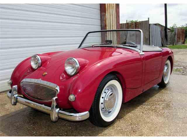 1960 Austin-Healey Sprite | 1032796