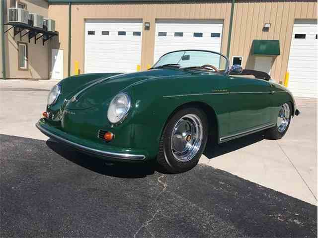 1959 Porsche 356 Tribute Speedster