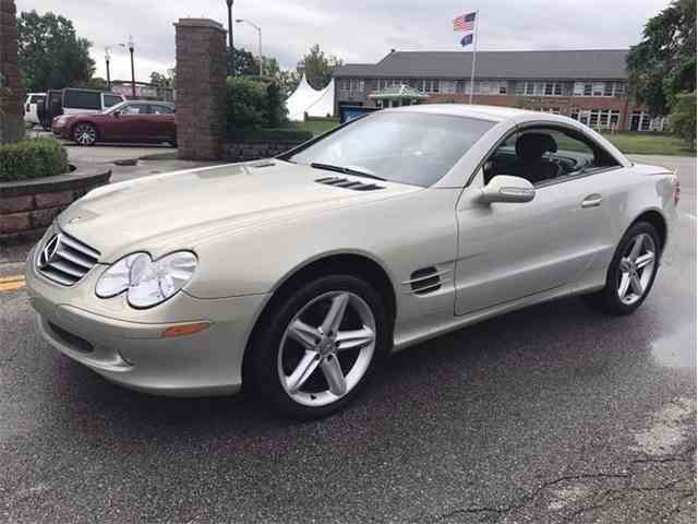 2003 mercedes benz sl500 for sale cc for Mercedes benz cool springs
