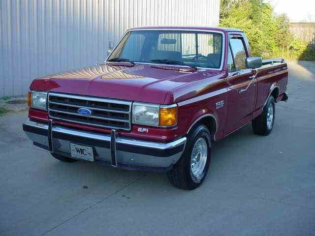 1991 ford f150 for sale on. Black Bedroom Furniture Sets. Home Design Ideas
