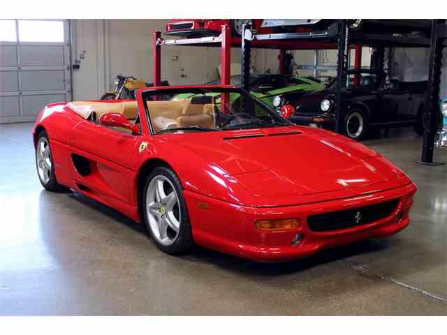 1999 Ferrari 355 F1 Fiorano Spider | 1032806