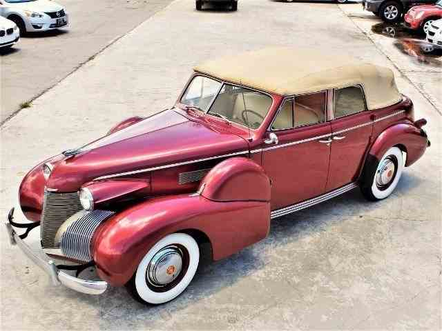 1939 Cadillac Series 61 Convertible Sedan | 1032807