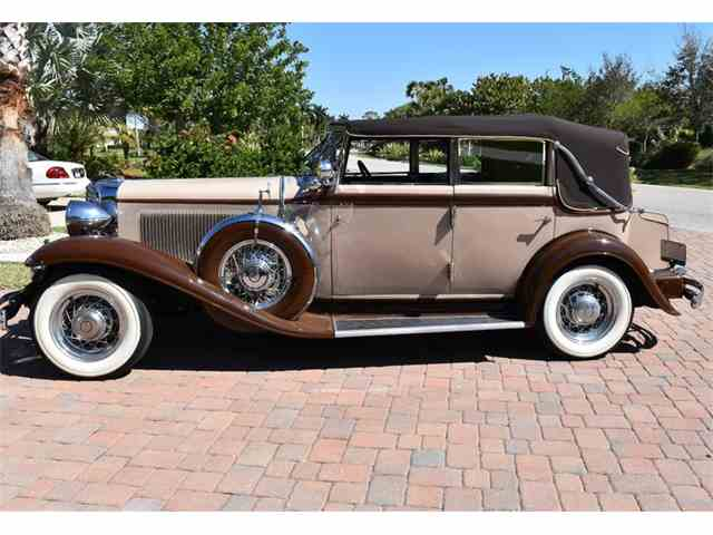 1932 Chrysler CP-8 Convertible Sedan | 1032809
