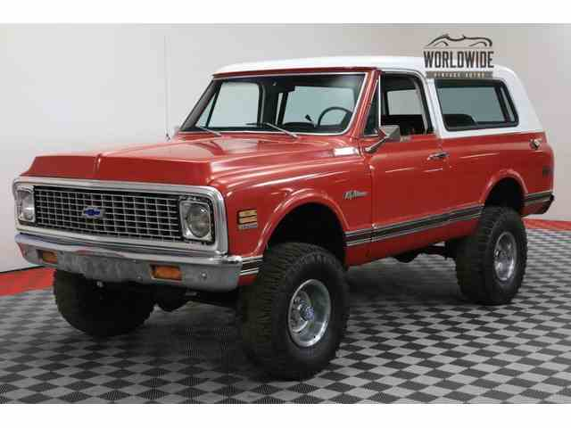 Picture of '72 Blazer - M4X6