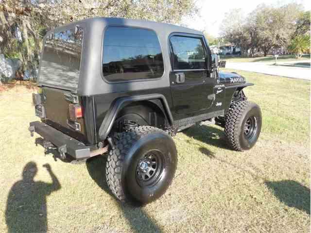 2001 Jeep Wrangler | 1032814