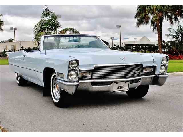 1968 Cadillac DeVille | 1032819