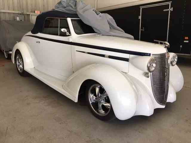 1937 Nash Street Rod  Roadster | 1032826
